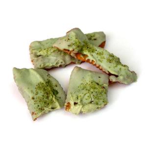 Chiacchiere al pistacchio - Cordialbar